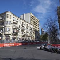 Organisatie GP Azerbeidzjan: 'Hopen op een race in het warme seizoen'