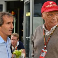 'Choqué et bouleversé', Prost estime que la F1 perd un 'seigneur'