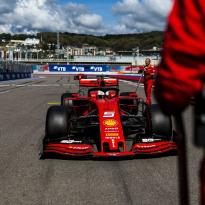 """Vettel heeft vertrouwen in motor: """"Was een combinatie van factoren"""""""