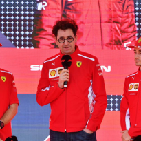 Vettel and Leclerc the best line-up in Formula 1, says Binotto
