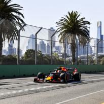 Formule 1 monitort bosbranden Australië in verband met seizoensopening 2020