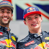 Ricciardo is a very fast guy, says Verstappen