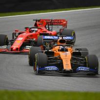 McLaren maakt zich geen illusies: 'Zullen dan pas voor podiumplaatsen rijden'