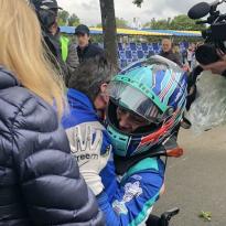 Billy Monger a remporté le Grand Prix de Pau !