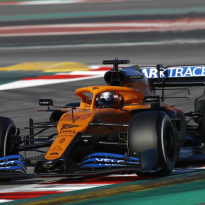 Sainz: 'We are all quite shocked in a good way with how fast we are'