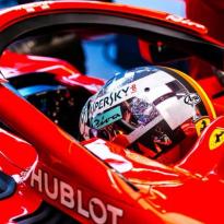 LISTEN: Vettel's dirty 'cockpit' joke