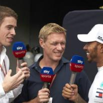 Sky's F1 coverage making Liberty's Ecclestone curse worse