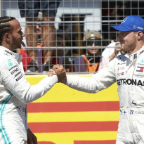 Hamilton highlights importance of respect between him and Bottas