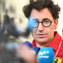 Binotto: Vettel 'is our first choice at the moment'