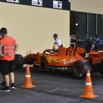 Ferrari twijfelt aan juistheid brandstofmeting van FIA in Abu Dhabi