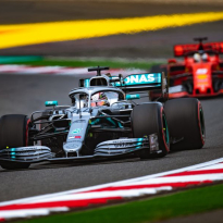 GPFans F1 Podcast #4 - Mercedes mighty after Ferrari farce in China, plus Race 1000 memories!