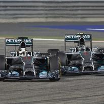 Retour sur le 900e GP : Les Mercedes se font la guerre