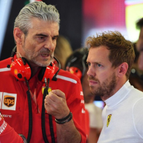 Arrivabene offers support to Ferrari