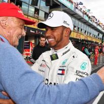 Hamilton remembers Niki Lauda in heartfelt Instagram post