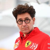Mattia Binotto: ''We hebben niets aan onze motor veranderd''