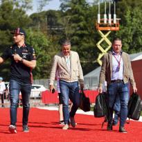 Ook Jos Verstappen in actie tijdens raceweekend in Oostenrijk
