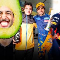 De meest hilarische social media-momenten van de F1-coureurs | Social Wall