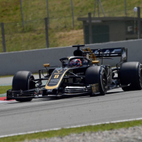 Grosjean a inscrit son premier point en 2019