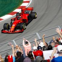 Leclerc se dit très 'fier' d'être un pilote Ferrari
