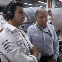 Todt: Mercedes achievements 'remarkable'