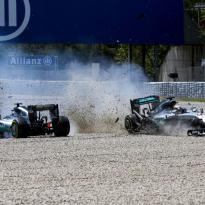 Lewis Hamilton vs. Nico Rosberg: Van jeugdvrienden tot vijanden