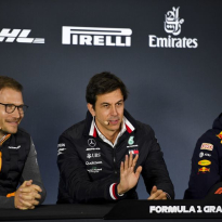 Mercedes: McLaren will be title challengers in 2020