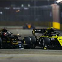 Hulkenberg no better for Haas than Grosjean, says Villeneuve