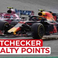 Zo werkt het stafpuntensysteem in de Formule 1