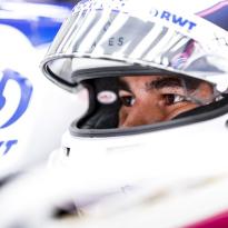 Sergio Perez keihard gestraft door FIA na tweede vrije training