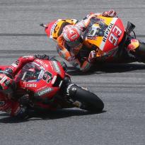 MotoGP (VIDÉOS) : Grande première pour Petrucci