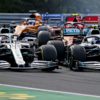Only a gargantuan 'f**k up' would cost Mercedes the championship