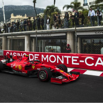 Leclerc avoids Monaco GP grid penalty
