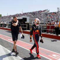 Buxton looft Verstappen: 'Noem één coureur die consistenter was'