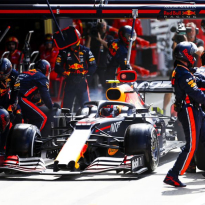 VIDEO: Red Bull create history with fastest EVER pitstop at British GP!