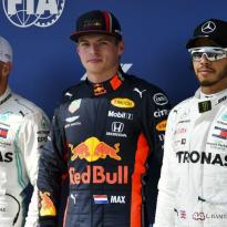 Mercedes: 'Max Verstappen staat op als een serieuze titelrivaal'