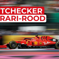 Factchecker: Heeft de Ferrari van 2019 wel de juiste kleur?