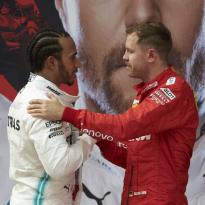 Hamilton and Vettel may well be in Drive to Survive Series 2...