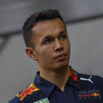 Albon not thinking about 2020 Red Bull seat, for now