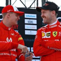Schumacher 'euphoria' topping Vettel fever in Germany