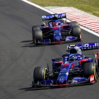 """Horner: """"Onwaarschijnlijk dat Toro Rosso in 2020 met 'niet Red Bull-coureur' rijdt"""