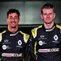 Hülkenberg: 'Ricciardo gaat mij nog problemen bezorgen'