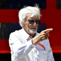 Ecclestone: ''Leclerc is goed, maar hij maakt nog teveel fouten''