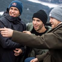 Red Bull-reünie voor Sebastian Vettel in Kitzbühel