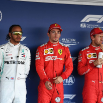 Hamilton: Ferrari will pay if Leclerc replaces Vettel as number one