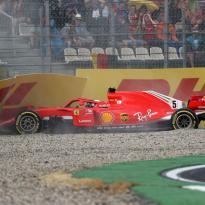 Sebastian Vettel: 'Heb wat goed te maken in Duitsland'
