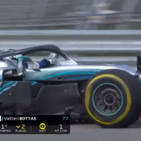 VIDEO: Bottas reacts to Mercedes team orders...