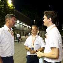 """FIA verrast door positiviteit zwart-witte vlag: """"Is geen nieuwe uitvinding"""""""