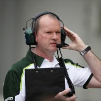 """Graham Watson over boordradio: """"Het is een gekkenhuis"""""""