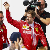 Ferrari pressure getting to Vettel - Horner