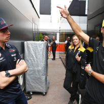 Verstappen, Ricciardo and Bottas to take F1 to Hollywood